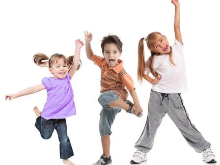 Baile Moderno Niños | Espacio de Danza y Creación, Escuela de Danza ...